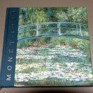 MONET Metropolitan Museum of Art 1993 Calendar - NEW