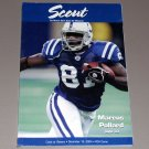 SCOUT The Official Indianapolis Colts NFL Game Day Magazine - December 19, 2004