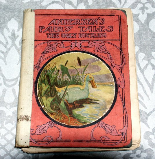 The Ugly Duckling From Andersen's Fairy Tales - The Reilly & Britton Co. Publishers 1908