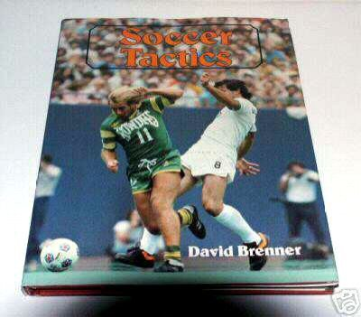 Soccer Tactics by David Brenner [Guide to, Reference, Coaching]