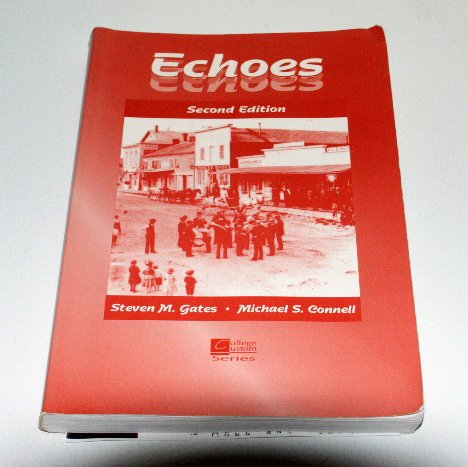 ECHOES by Steven Gates & Michael Connell - Kirkwood Community College Iowa