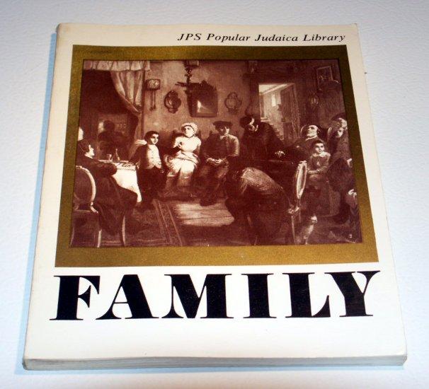 FAMILY by Hayyim Schneid (1973) JPS Popular Judaica Library