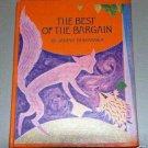 THE BEST OF THE BARGAIN by Janina Domanska - Polish folk tale