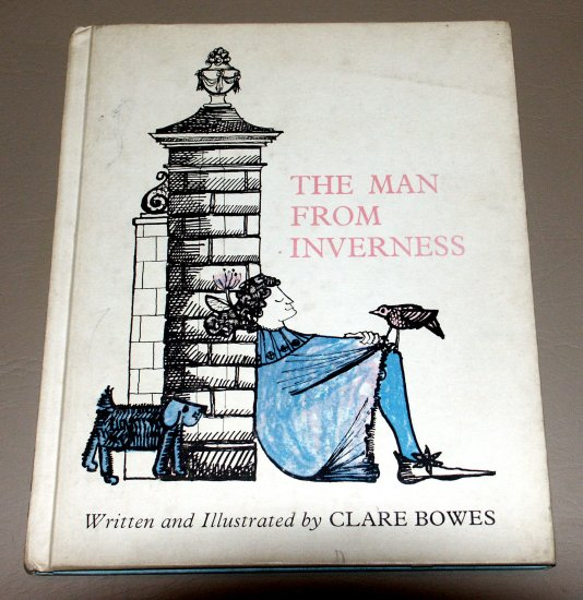 The Man From Inverness by Clare Bowes (1969)