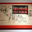 The First and Last Annual Pet Parade by Mary Neville - Jacqueline Chwast