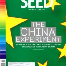SEED Magazine #10 June 2007 - The China Experiment - David Byrne