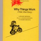 Why Things Work by Jeanne Bendick (1972)  A book about Energy