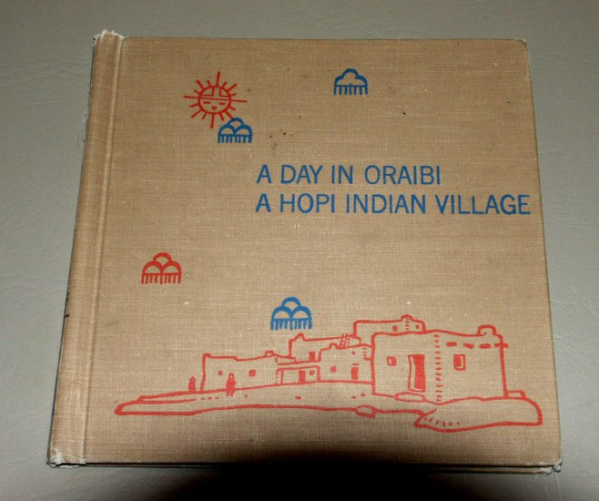 A day in Oraibi; (Look, read, learn) by Harry Clebourne James - Indians