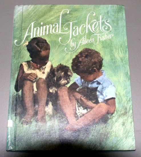 Animal jackets, (Bowmar nature series) by Aileen Lucia Fisher (Hardcover 1973)
