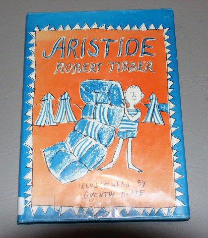 ARISTIDE (Hardcover) by Robert Tibber - Quentin Blake