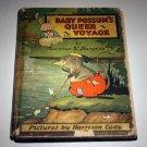 Baby 'Possum's Queer Voyage by Thornton W. Burgess (1928)
