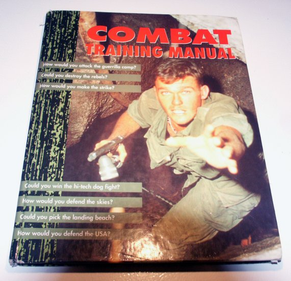 Combat Training Manual - Illustrated guide to - Military