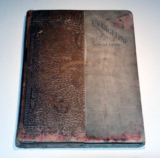 Longfellow's Evangeline by Henry Wadsworth Longfellow (HC 1895)