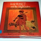 Hammet and the Highlanders (Hardcover 1970) by Tom McGowen