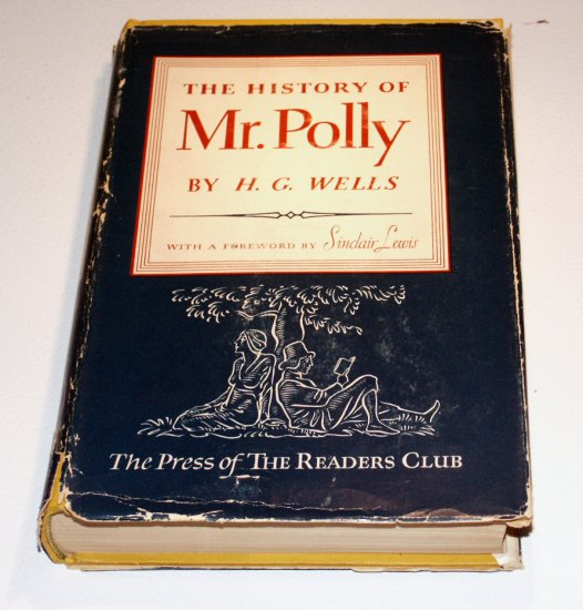 The History of Mr. Polly (Hardcover) by H. G. Wells
