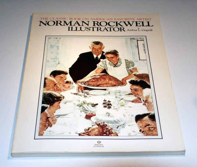 Norman Rockwell Illustrator by Arthur Guptill