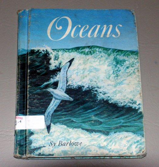 Oceans (Follett beginning science books) by Sy Barlowe (1969)
