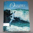 Oceans (Follett beginning science books) by Sy Barlowe (1969)