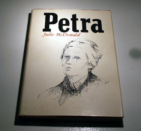 Petra: On This Rock I Will Build (Hardcover) by Julie McDonald, Judy Lamotte