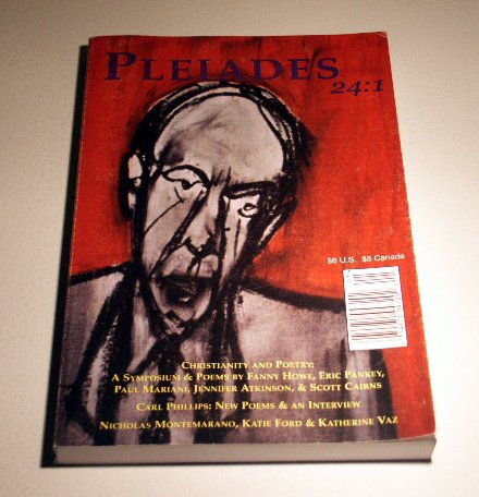 Pleiades : A Journal of New Writing (Vol. 24, No. 1)