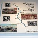 A Postcard Journey Along the Upper Mississippi by Robert Stumm (SIGNED)