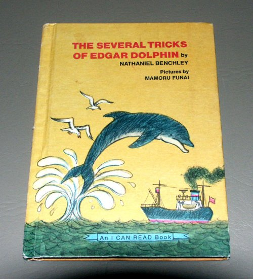 The Several Tricks of Edgar Dolphin (I Can Read Books (Harper Hardcover)) by Nathaniel Benchley