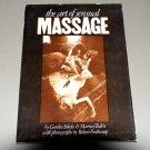 The Art of Sensual Massage (Book 1972) by Gordon Inkeles, Robert Foothorap