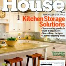This Old House Magazine - May 2006 (Back Issue) - Kitchen Storage Solutions