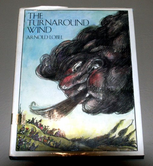 The Turnaround Wind (Hardcover) by Arnold Lobel