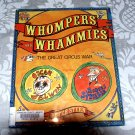 Whompers and Whammies: The Great Circus War (Hardcover) by Peter Stern