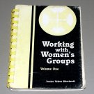 Working with women's groups (Whole Person handbooks for trainers & leaders) by Louise Eberhardt