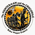 The Hunterman And The Crocodile (SIGNED) by Baba Wague Diakite