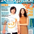 Ready Made Magazine - June/July 2007 - How to Make Custom Clothing