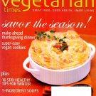 Vegetarian Times Magazine - December 2006 - Super Easy Vegan Cookies, Green Shopping Guide