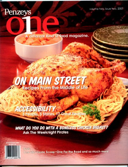 Penzey's One Magazine - Vol. Two, Issue Two, 2007 - On Main Street