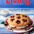 Martha Stewart Living Magazine - July 2007 - Summer's All-Stars Special Entertaining Issue