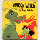 Wacky Witch : The Royal Birthday (A Whitman Book) by Michael Arens, Bob Totten, Jean Lewis
