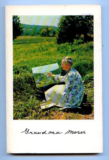 Art and Life of Grandma Moses (Pb 1969) by Otto Kallir