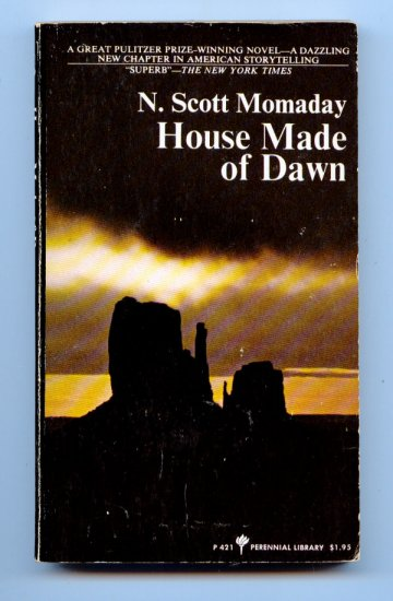 House Made of Dawn (PB) by N. Scott Momaday