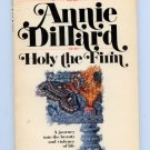 Holy the Firm (Paperback) by Annie Dillard