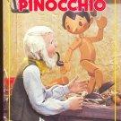 Pinocchio (Puppet Storybooks) (Board book) by Tadasu Izawa & Shigemi Hijikata