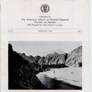 The Biblical Archaeologist Reader Vol. X No. 1 February 1947 - Schools of Oriental Research