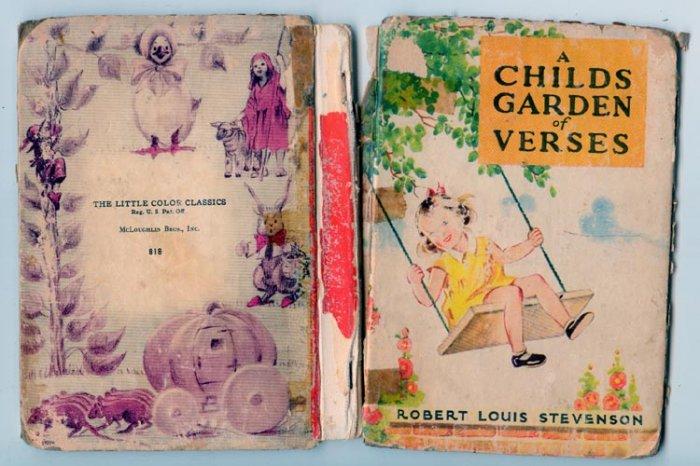 A Childs Garden of Verses by Robert Louis Stevenson (1939)