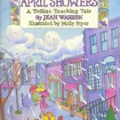 Huff and Puff's April Showers (Totline Teaching Tale) by Jean Warren