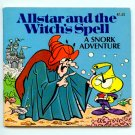 Allstar and the Witch's Spell (A Snork Adventure) by Melinda Luke, George Wildman