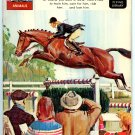 About horses (Grow ahead books: animals) (TWA Flying Library) by Luther Dexter, Sam Savitt