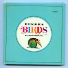 Birger's Birds (HC 1968) by Birger Roos - Cartoon Illustrations