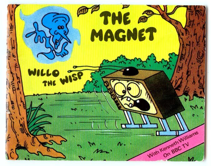 The Magnet: A tale from Willo the Wisp (1983) with Kenneth Williams on BBC TV