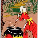 Hillbilly Cookin Mountaineer Style by the Tates (Cookbook) Country, Down Home