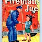 Fireman Joe (Rand McNally Junior Elf Book) (1962) by Virginia Hunter Illustrated by Marge Opitz